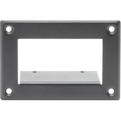RDL EZ-SMB1 - Surface Mounting Bezel for 1/6 Rack Width Modules