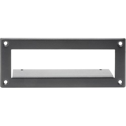 RDL EZ-SMB2 - Surface Mounting Bezel for 1/3 Rack Width Modules