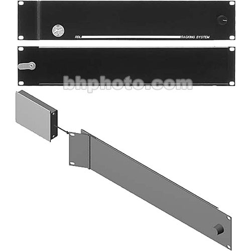 RDL FP-RRAH Hinged Rack Adapter for Flat-Pak Modules