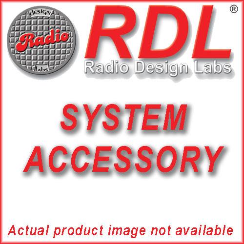 RDL NRSC-DM Mono De-Emphasis Module for Monitoring AM