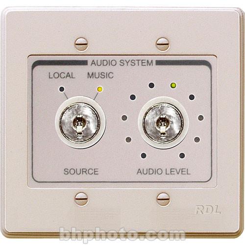 RDL RCX-3 - Key-Operated Room Control for RCX-5CM (Neutral)