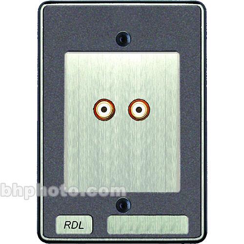 RDL RCX-A2S Wall Plate
