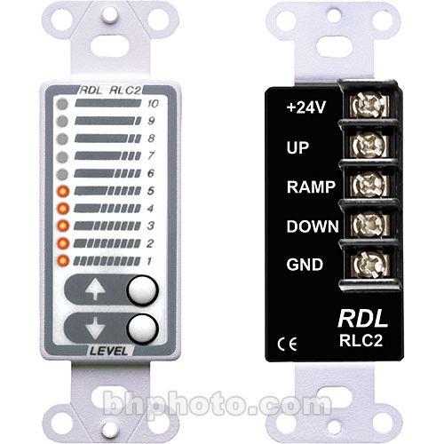 RDL RLC2 - Push-Button Remote Level Control