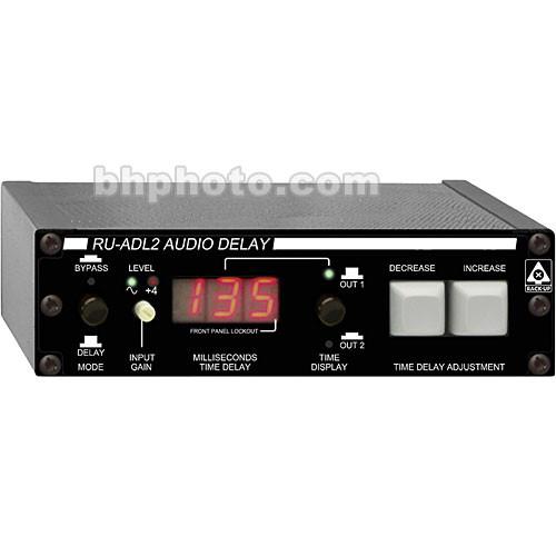 RDL Pro Audio Delay Controller