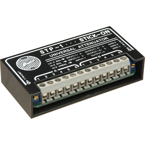 RDL STP1 Dual Variable Attenuator