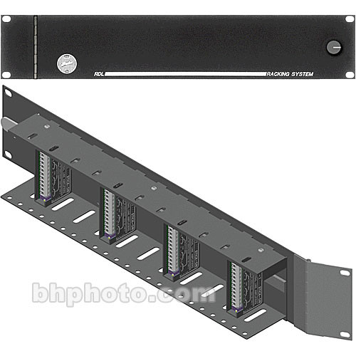 RDL STR-19A Stick-On Series Racking System (12 Modules)