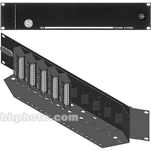 RDL STR-19B Stick-On Series Racking System (10 Modules)