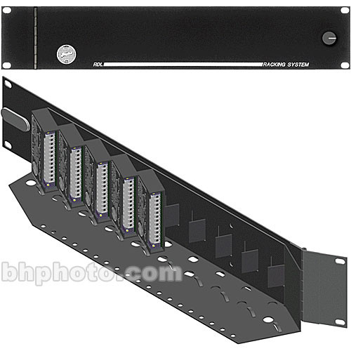 RDL STR-19B Stick-On Series Racking System (10 Modules)