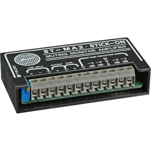 RDL ST-MA2 Muting Monitor Amplifier