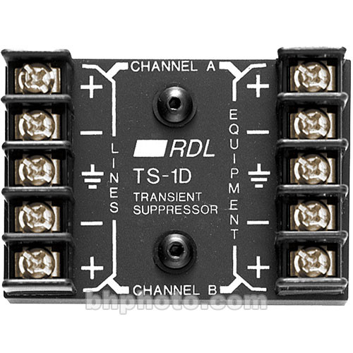 RDL TS-1D - Transient Suppressor
