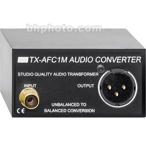 RDL TX-AFC1M Audio Format Converter Unbal-Bal