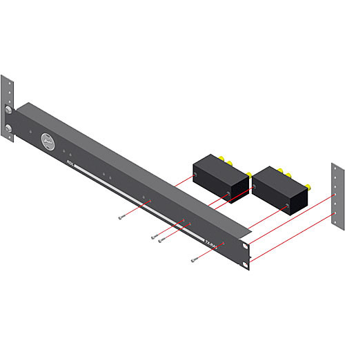 RDL TX-RA5 TX Series Racking System