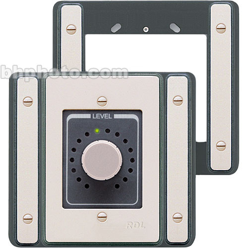 RDL US-A1 Single-Unit-To-Double-Box Wall Adapter