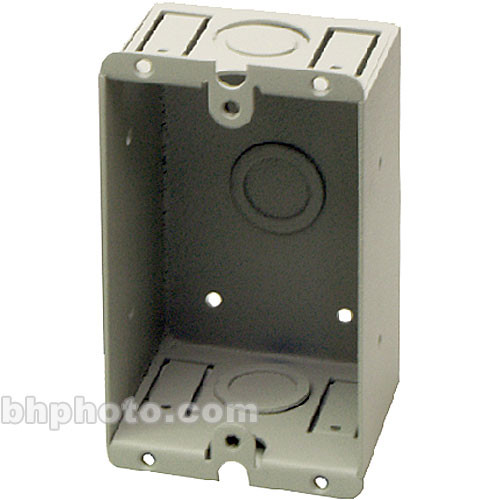 RDL WB-1U Universal Wall Box (Single)