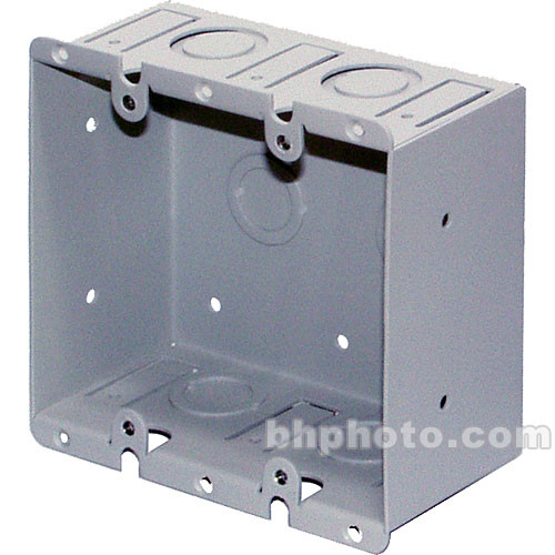 RDL WB-2U Universal Wall Box (Double)