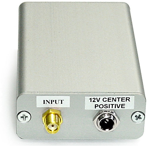 RF-Video AMP10-24/5BX 2.4 GHz RF Linear Amplifier, 1 Watt (5mW Input Power)