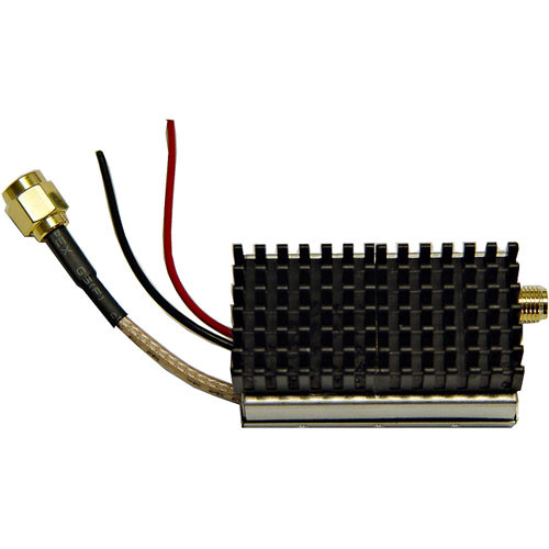 RF-Video AMP-1700B Ultra Compact RF Amplifier for 1700-1800 MHz Band