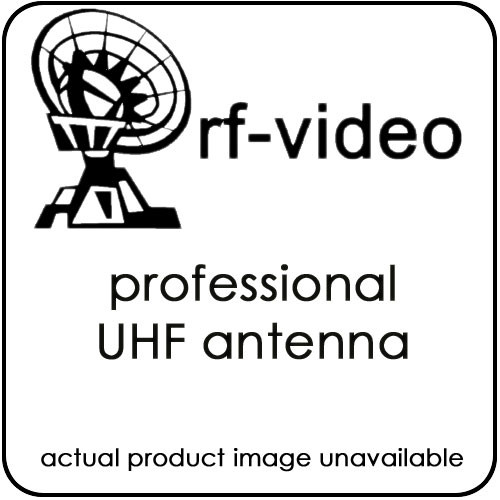 RF-Video SL-806 Professional UHF Log-Periodic Antenna 9dB