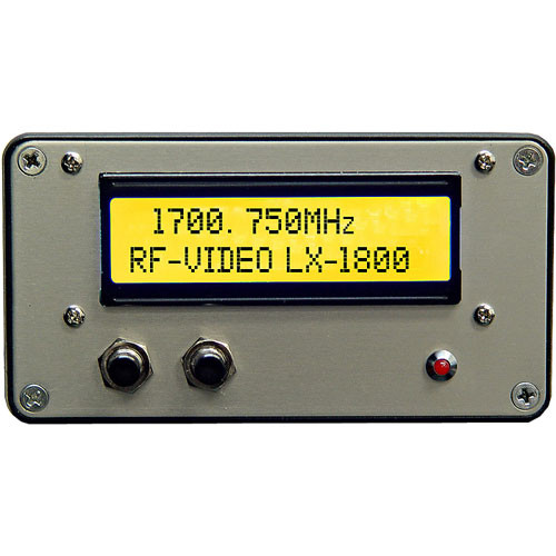 RF-Links LX-1800 1600-1800 MHz  Video and Audio Transmitter