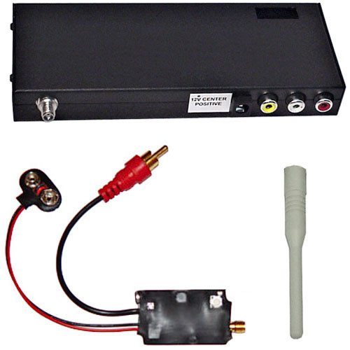 RF-Video MX-3000S  Long Distance Video Surveillance System #3 - Includes: