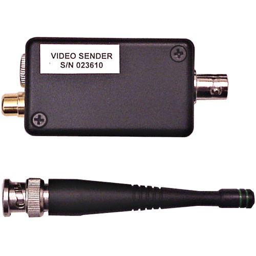 RF-Video MX-50/59C Medium Power Video Sender for Cable Channel 59