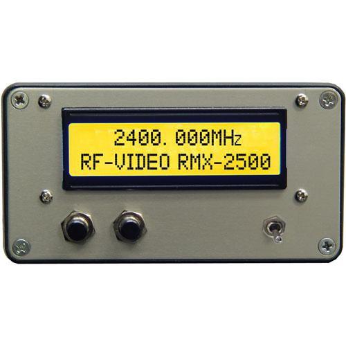 RF-Video RMX-2500 2.4 GHz Receiver