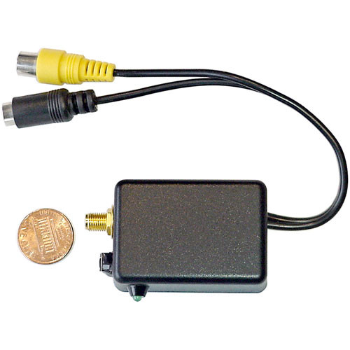 RF-Video RMX-3000 Compact 2.4 GHz Video & Audio Receiver