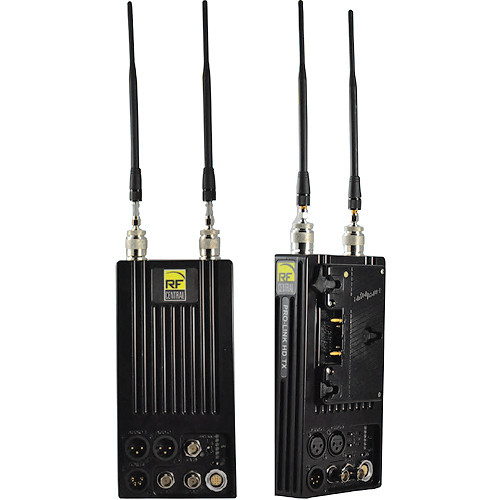 RF CENTRAL Pro-Link HD