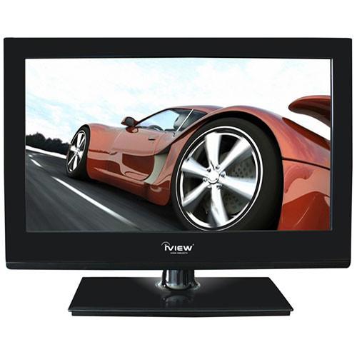 """RJ Technology Inc. iView 1500LEDTV 15"""" Digital LED TV/DVD Combo"""