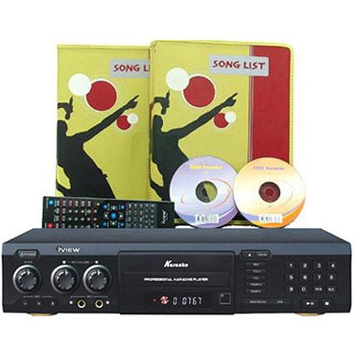 RJ Technology Inc. IVIEW-2000KII Professional Karaoke Midi Player