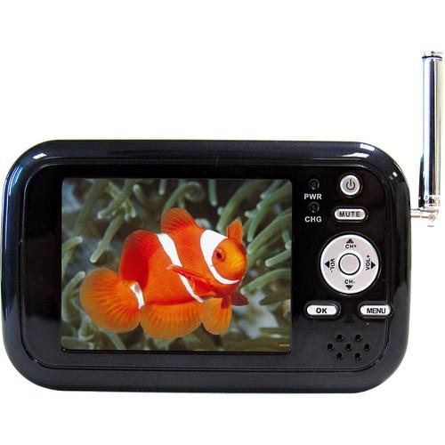 "iView 3.5"" Portable Digital TV"