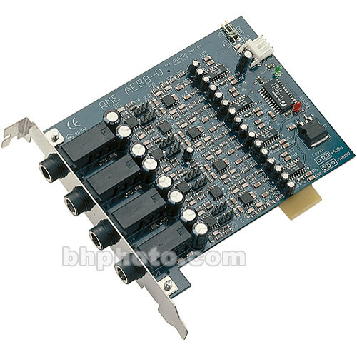 RME AEB8-O  Output Expansion Daughter Board