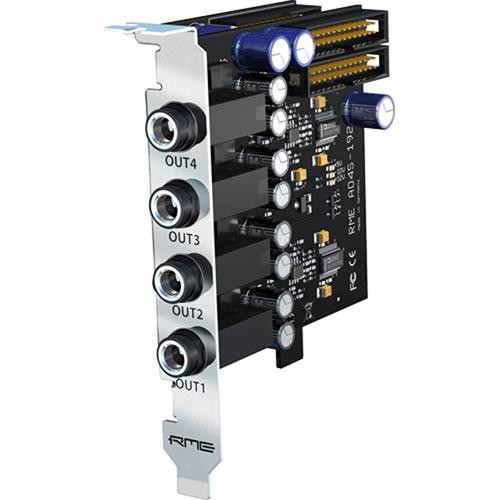 RME AO4S-192 AIO - Analog Output Expansion Board