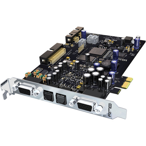 RME HDSPe AIO - PCIe Digital Audio Card