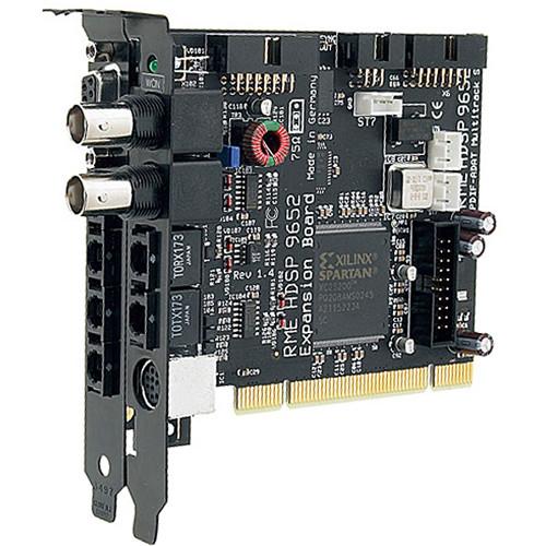 RME HDSP 9652 PCI Card