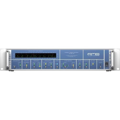 RME M-32 AD - 32-Channel High-End Analog to MADI/ADAT Converter