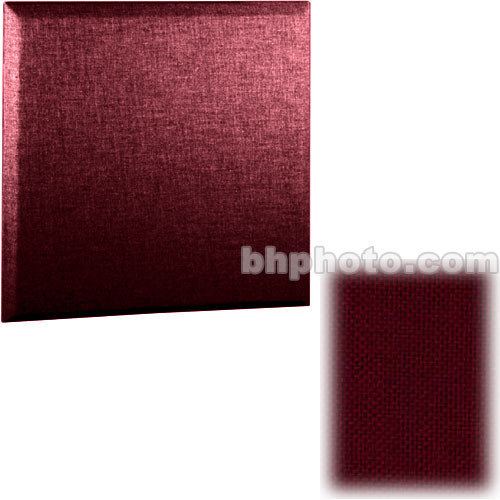 RPG Diffusor Systems Flatsorbor Absorption Panel (Red Accent)