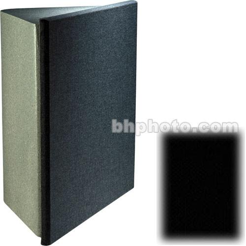 RPG Diffusor Systems Modex Corner Bass Trap (Black) - 2 Pieces