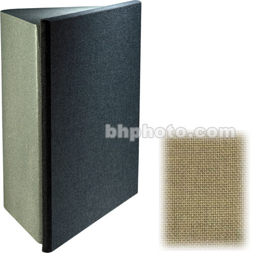 RPG Diffusor Systems Modex Corner Bass Trap (Dune Beige) - 2 Pieces