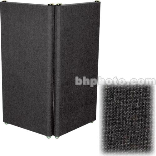 """RPG Diffusor Systems VariScreen 72"""" Acoustics Screen (Black)"""