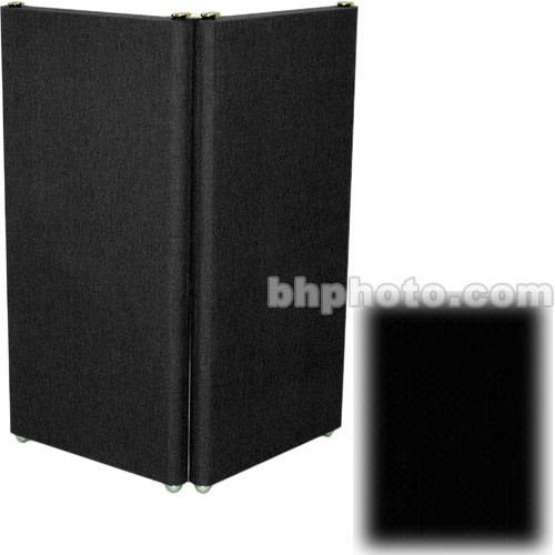 """RPG Diffusor Systems VariScreen 48"""" Acoustics Screen (Black)"""