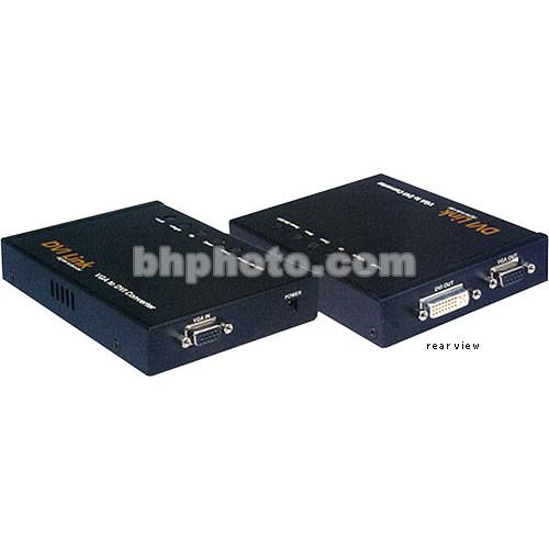 RTcom USA DC-AD2 VGA to DVI Converter
