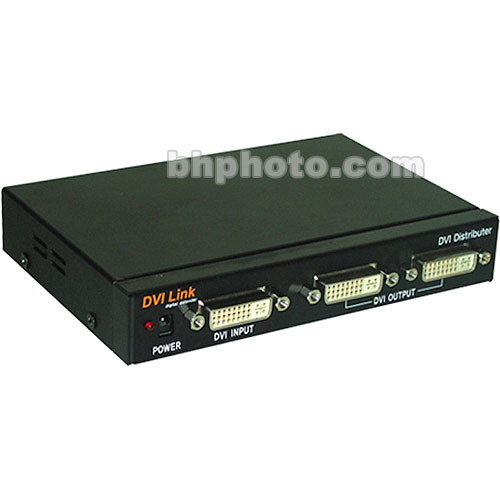 RTcom USA DD-D12 DVI Distribution Amplifier