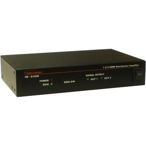 RTcom USA HD-D102 HDMI Distributor 1x2 v1.3