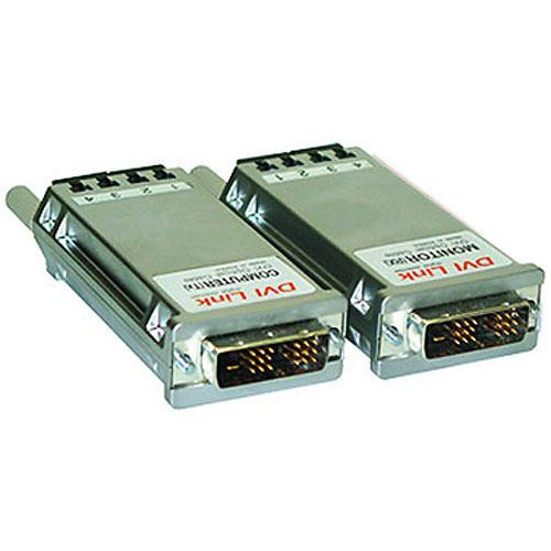 RTcom USA OLC DVI Transmit & Receive Modules/Connectors for OLC Fiber-Optic System