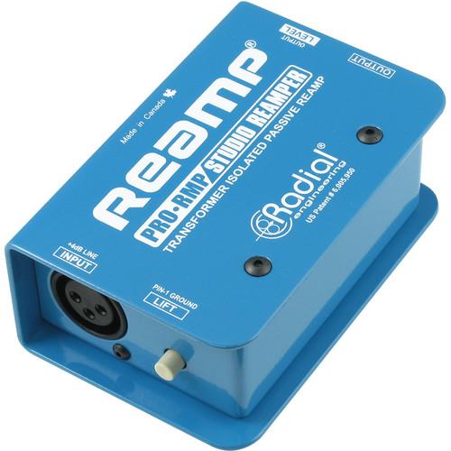 Radial Engineering ProRMP - Passive Re-Amplyfing (Reamp) Box