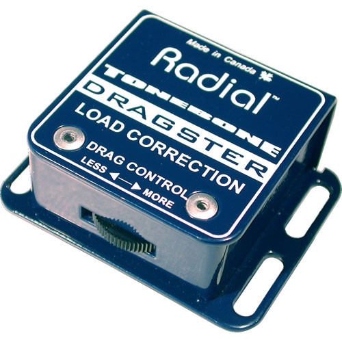Radial Engineering DRAGSTER - Guitar Pickup Impedance Load Correction Device