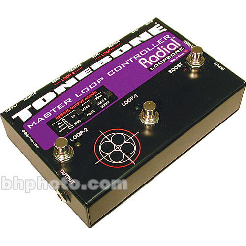 Radial Engineering Loopbone Effects Loop Switcher