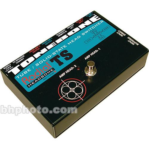 Radial Engineering Headbone TS Guitar Amp Head Switcher