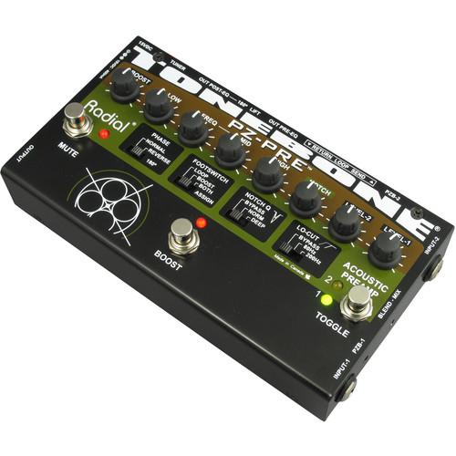 Tonebone Tonebone PZ-Pre Acoustic Instrument Preamp